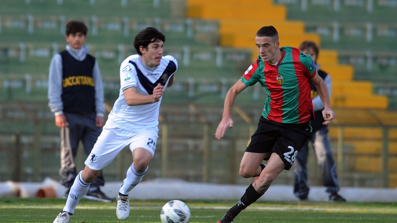 Calciomercato Trapani, Palumbo in prestito dalla Sampdoria