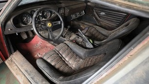 Ferrari 365 GTB/4 all'asta