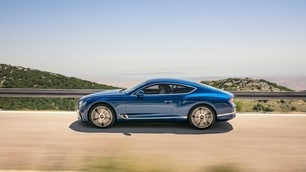 Bentley Continental GT 2018, foto