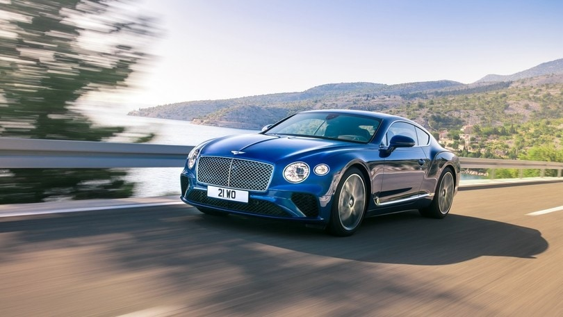Bentley Continental GT, il non plus-ultra del Gran Turismo