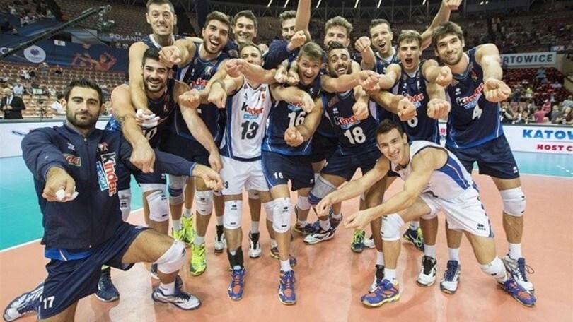 Volley: Europei, definito il quadro dei quarti di finale, fuori Polonia e Francia