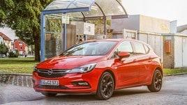 Opel Astra, arriva la versione a metano