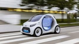Smart Vision EQ, come in un film di fantascienza