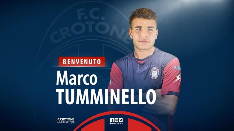 Calciomercato Roma, Tumminello ha scelto il Crotone