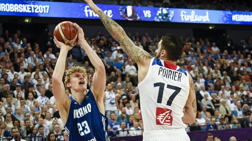 Eurobasket 2017, sorprese Georgia e Finlandia
