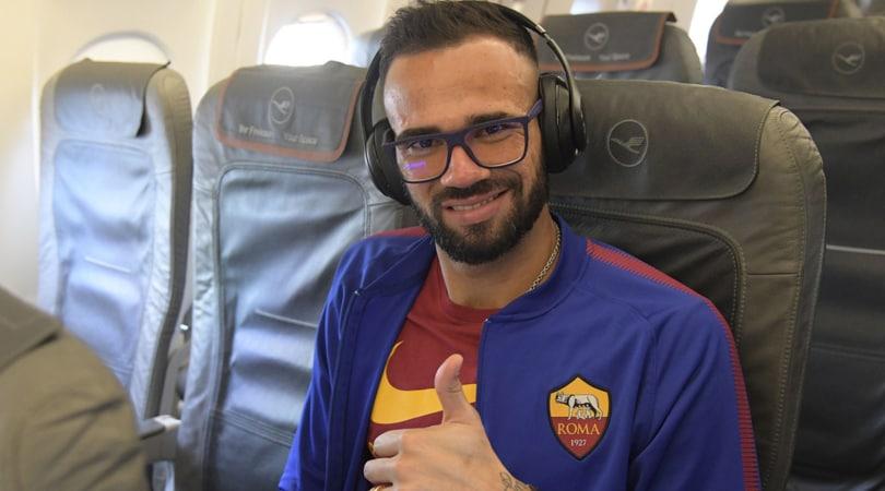 Calciomercato Roma, Castan resta: un'altra occasione