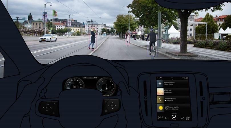 Volvo XC40, il Suv compatto sarà semi-autonomo