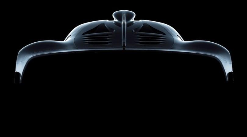 Mercedes Amg Project One: 1000 cavalli per sfidare LaFerrari
