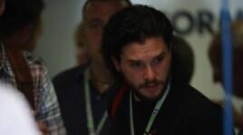 Games Of Thrones, Jon Snow a Monza per la Formula 1