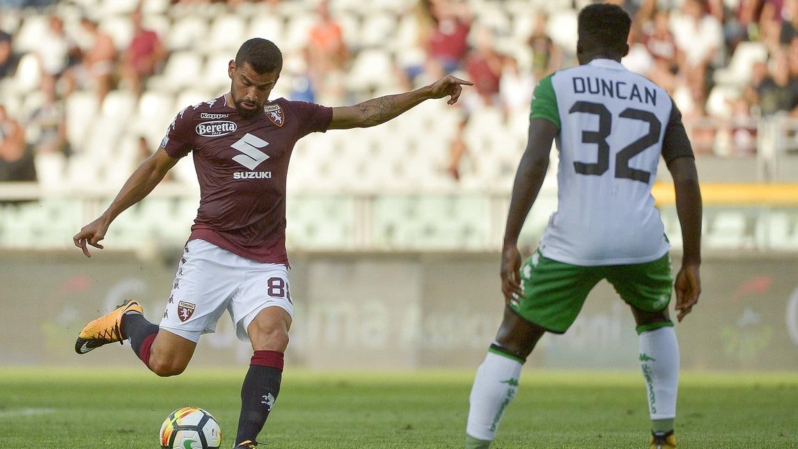ALFRED DUNCAN (1993, Sassuolo) - centrocampista