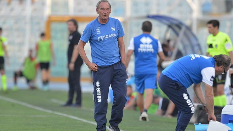 Serie B: Perugia-Pescara, blitz Zeman a 2,90