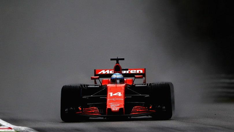 F1, Gp d'Italia: per Alonso 35 posizioni di penalità in griglia