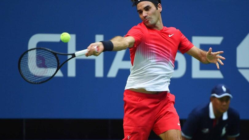 Tennis, Us Open: Federer-Lopez, fiducia confermata allo svizzero