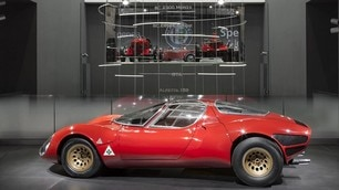 Alfa Romeo 33 stradale, foto