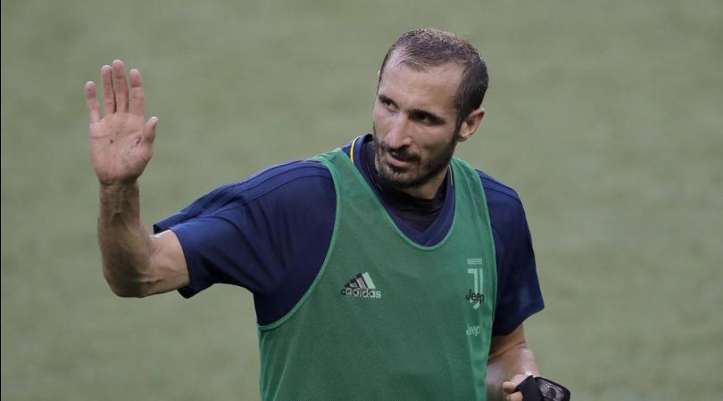 Juventus, Chiellini: «Provo a recuperare per il Barcellona»