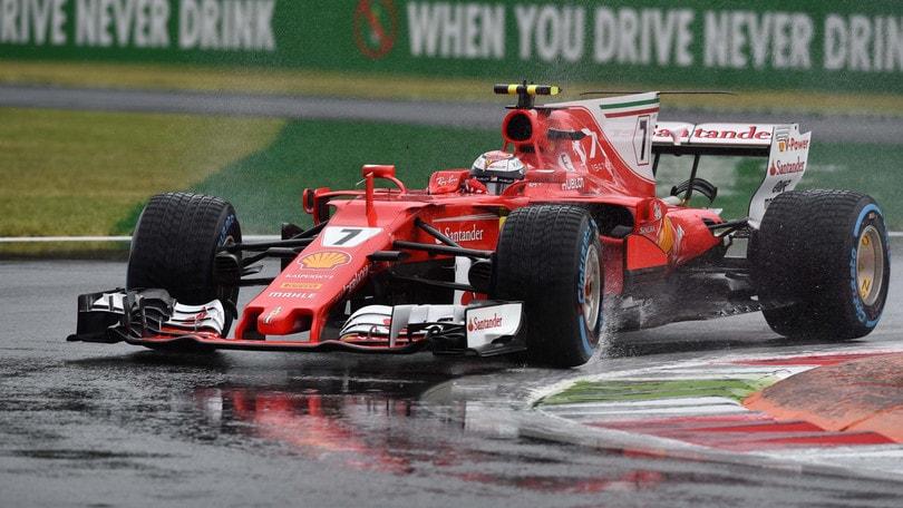 F1, Raikkonen: «Sembrava di guidare sulle uova»