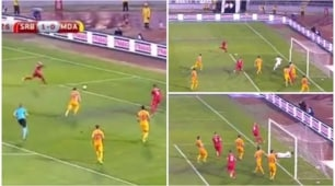 Kolarov ci ha preso gusto: in gol anche con la Serbia