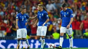 Spagna-Italia 3-0, gli azzurri crollano al Bernabeu