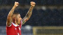 Qualificazioni Mondiali, Serbia-Moldavia 3-0: Kolarov in gol. Bene Ucraina e Albania. Israele ko