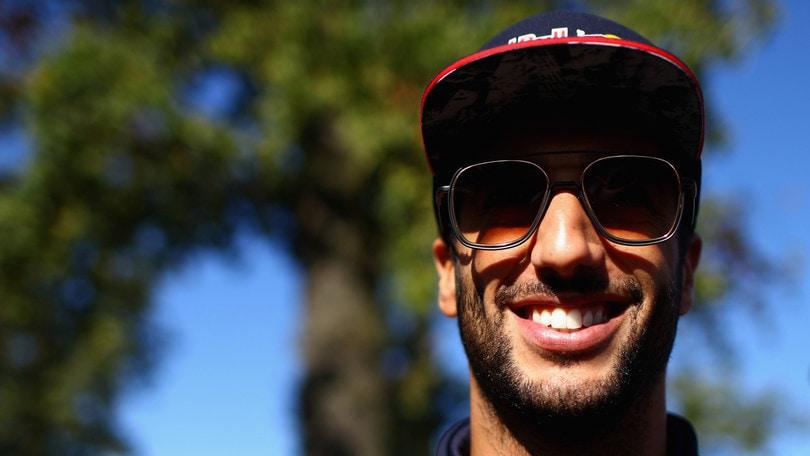 F1, Ricciardo: «A Singapore voglio solo la vittoria»