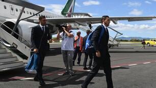 L'Italia rientra dopo il ko contro la Spagna