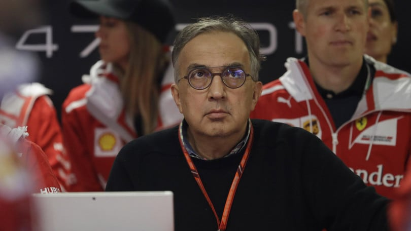 F1, Marchionne: «Imbarazzante la differenza con la Mercedes»