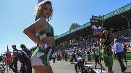 F1, anche a Monza il sorriso sexy delle Grid Girls