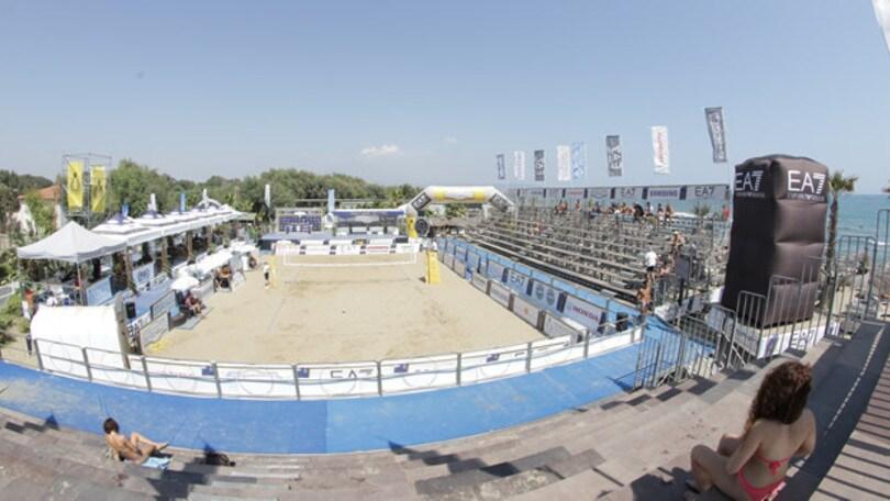 Beach Volley: a Catania avanzano Lupo-Nicolai e Carambula-Ranghieri