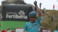 Vuelta: Lopez re a Sierra Nevada, Froome in rosso
