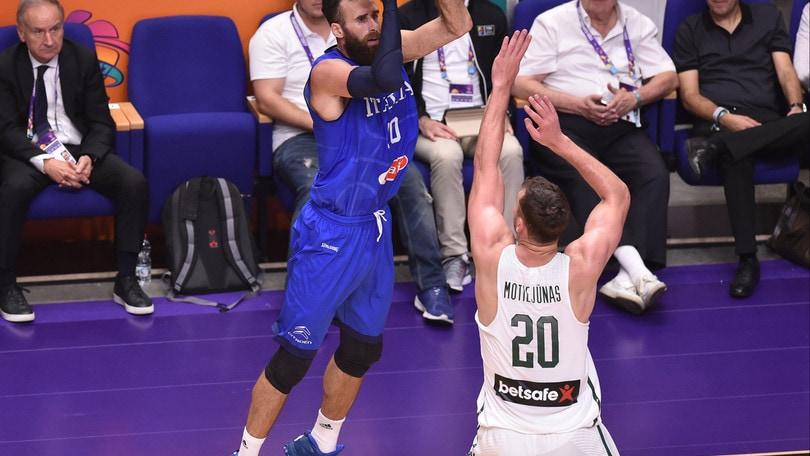 EuroBasket: Datome non basta, primo ko con la Lituania