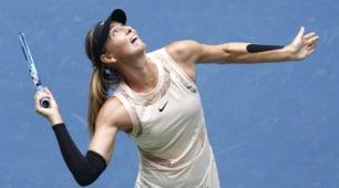 Us Open, Maria Sharapova fuori al quarto turno