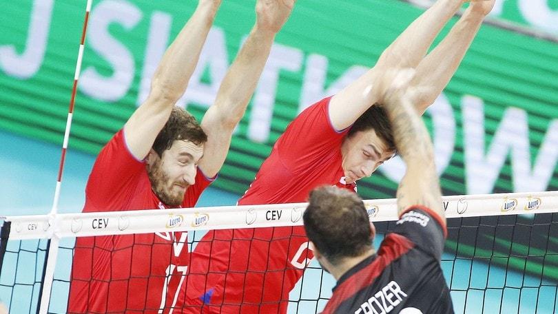 Volley: la Russia sul tetto d'Europa