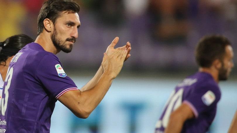 Serie A Fiorentina, Astori: «La Roma è grande e merita rispetto»