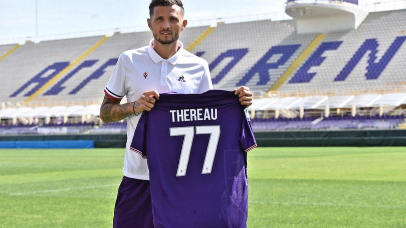 Maglia Home Fiorentina CYRIL THEREAU
