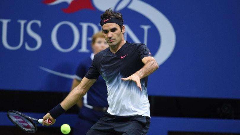 Tennis, Us Open: Federer ok, Kohlschreiber travolto in quota