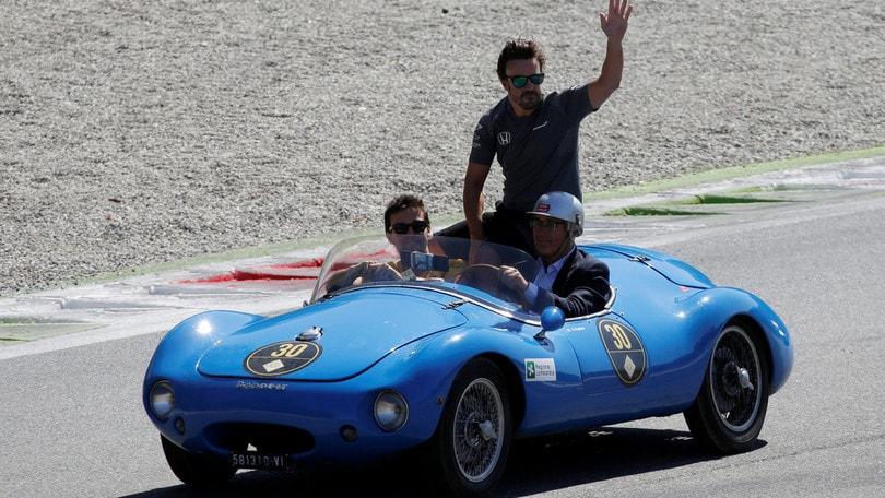 F1, Alonso socio onorario del Real Madrid