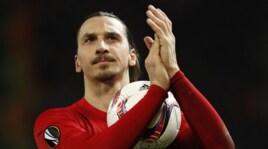 Ibrahimovic, rientro vicino: è nella lista Champions del Manchester United
