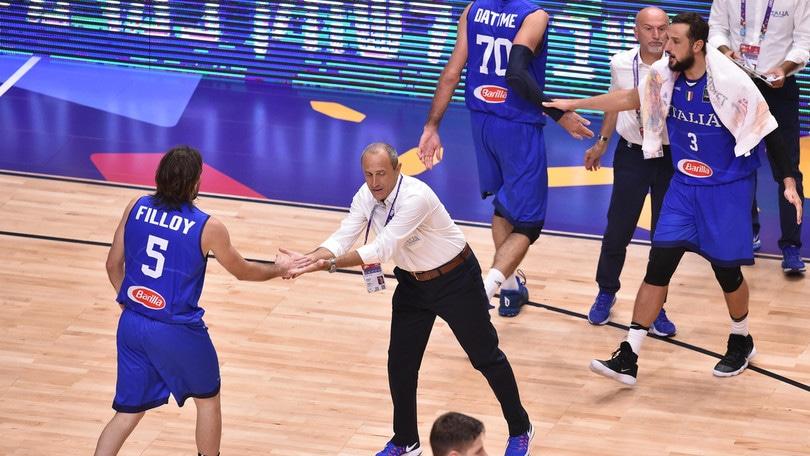Europei Basket: Italia a quota riscatto con la Germania
