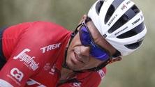 Vuelta, Contador: «Credo ancora nel podio»