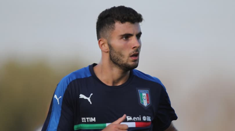 Italia-Slovenia Under 21, formazioni ufficiali e diretta