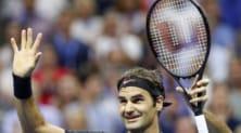 Us Open,Federer spazza via Kohlschreiber. Del Potro firma l'impresa con Thiem