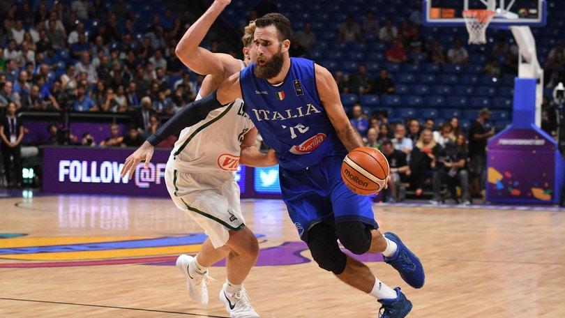 Eurobasket 2017, è il giorno di Italia-Germania