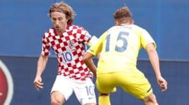 Croazia, Modric si sfoga: «Alla Fifa non importa nulla dei calciatori»