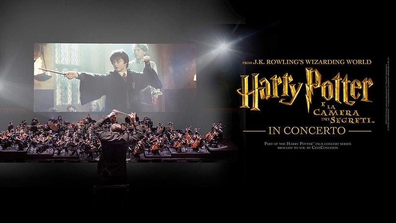 A dicembre torna la magia di Harry Potter con i cine-concerti