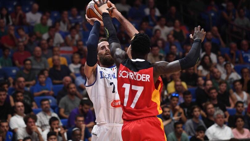 Eurobasket 2017, Italia-Germania 55-61: secondo ko per gli azzurri
