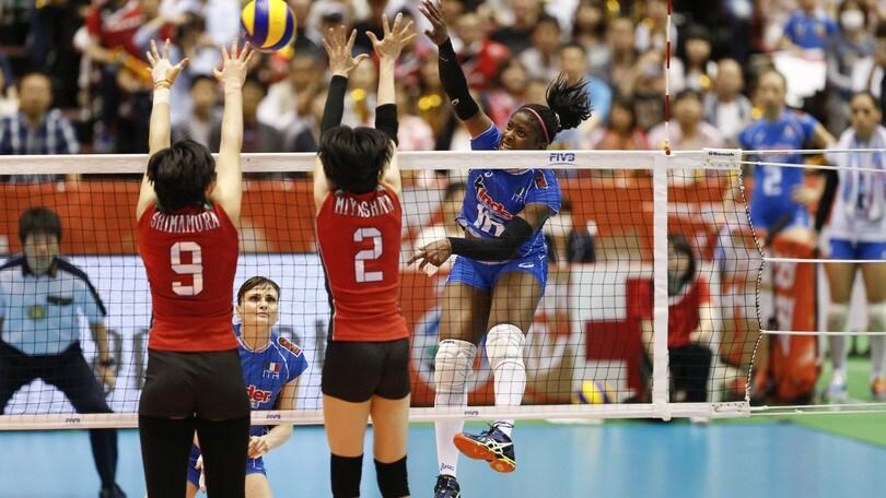 Volley: Miriam Sylla positiva ad un controllo antidoping