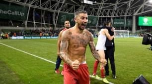 Kolarov, che gol! Colpo Serbia in Irlanda