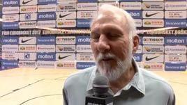 """Popovich: """"Io spio l'Italia? Tutti uguali gli allenatori..."""""""