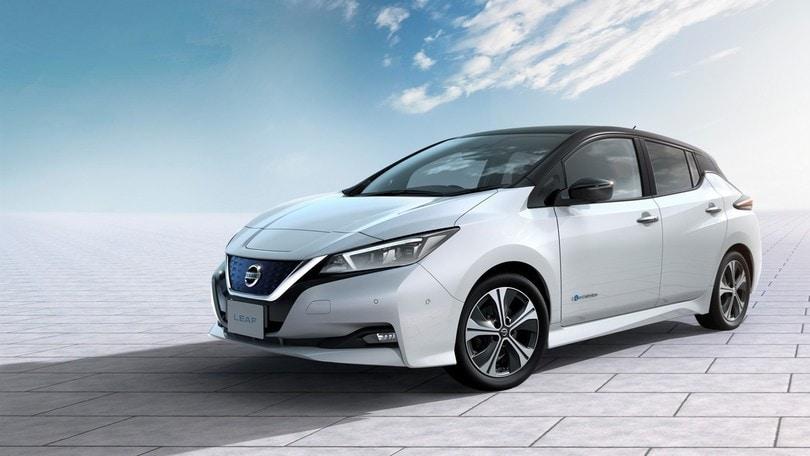 Nissan Leaf, la best-seller elettrica si rinnova