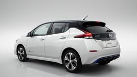 Nissan Leaf 2018, foto